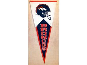 Winning Streak Sports Pennants 58090 Denver Broncos