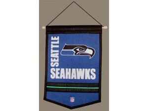 Winning Streak Sports 61280 Seattle Seahawks Traditions Banner