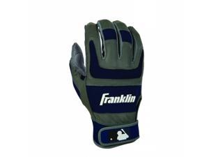 Franklin 10499F5 Shok-Sorb Pro Series Home & Away Adult - Navy