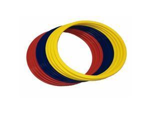 Jaypro Sports SR-12 Speed Rings - Set of 12