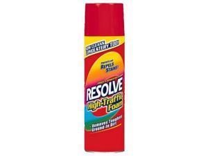 Reckitt R50 00706 Resolve High-Traffic Foam Carpet Cleaner 22 Oz