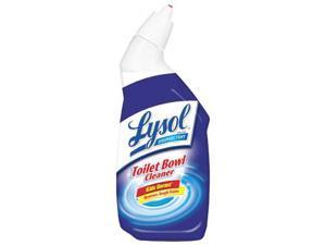 Lysol 02522 Toilet Bowl Cleaner - 24oz - Pack Of 12