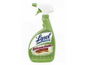 Reckitt 77660 SUN Lysol Bathroom Cleaners Trigger - 32 oz. - Pack of 12