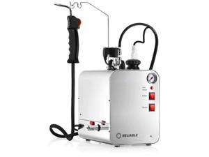 Reliable i600B 5L Dental Steam Cleaner- STEEL