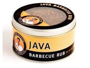 The Companion Group SR8057 Barbecue Rub / 6 oz - Java
