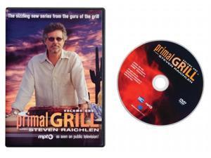The Companion Group SR8068 Primal Grill with Steven Raichlen DVD / Vol 1