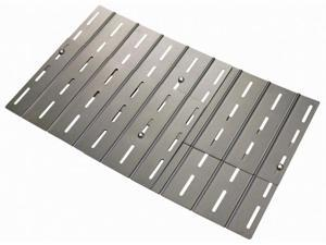 Onward Grill Pro Universal Adjustable Heat Plate  92350
