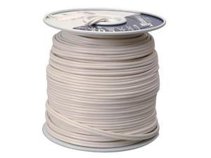 Coleman Cable 250ft. 16-2 White Lamp Cord  60126-66-01 - Pack of 250