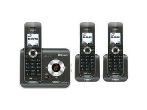 Vtech Vtds6421-3 Dect 6.0 Three-Handset Phone With Answering System With Bluetooth
