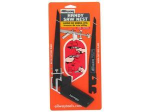 Allway Tools HSN Handy Nest Saw with Plastic Handle