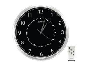 Securityman Clockcamdvr Wall-Clock Color Camera With Sd Recorder