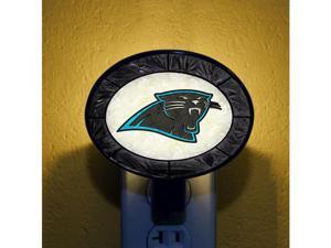 Memory NFL-CPA-246 Art-Glass Nightlight-Panthers