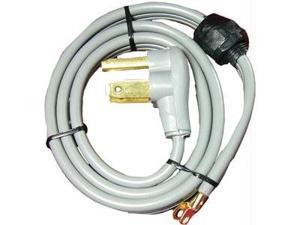 PETRA 90-1020QC 4-FT DRYER CORDS QUICK-CONNECT 3-WIRE  30A CLOSED END