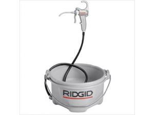 Ridgid 632-72327 Hand Operated Oiler With 54 Inch Hose And Hose Fittings