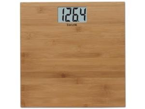 Taylor Precision Bamboo LCD Digital Scale  8657
