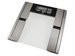 American Weigh Scales QUANTUM Quantum Body Fat and Water Scale 330x0.2lb