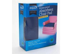 K2 Health Products CP1824RT Inspire Waterproof Absorbent Chair Pad - 18 in. x 24 in.