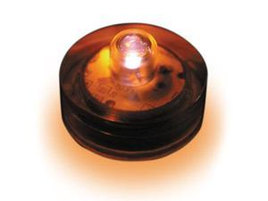 JH Specialties 68712 12- Count Submersible LED Light- Orange