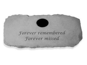 Kay Berry 56720 Forever remembered...Bench