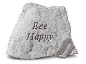"Kay Berry 72040 3.12"" x 3"" Bee Happy"