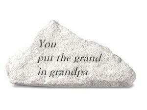 Kay Berry 72240 You Put The Grand in Grandpa