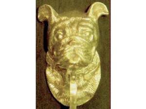 Mayer Mill Brass - DOK-B - Bull Dog Door Knocker
