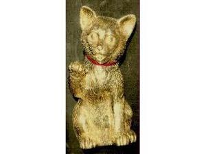 Mayer Mill Brass - CAK-1 - Cat Door Knocker