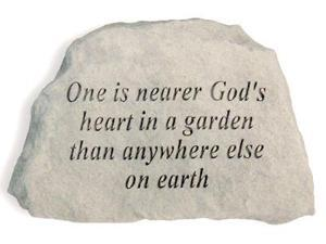 Kay Berry 41940 One is nearer God s heart...