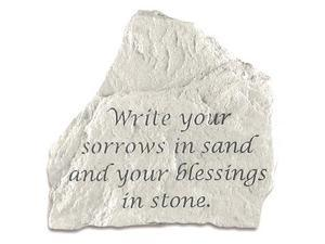 Kay Berry 46340 Write your sorrows...