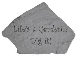 Kay Berry 09503 Life s A Garden...Dig It