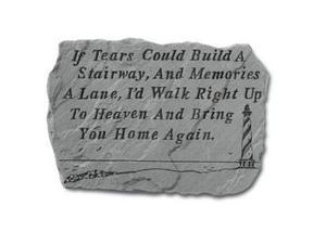 Kay Berry 52021 If tears...with Marble Heart for local engraving