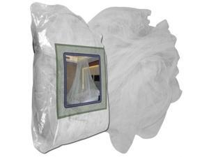 Jumbo Mosquito Net - 100 Percent Polyester - As Seen on TV