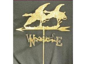 Mayer Mill Brass - WVG-L - Geese Weather Vane