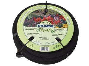 Dramm Corporation 25 Black ColorStorm Premium Soaker Hose  10-17020