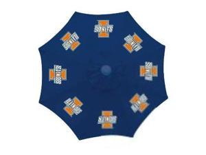 Seasonal Designs CTU117 Collegiate Patio Umbrella Illinois