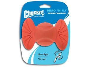 Canine Hardware 781105 Chuckit Drag ft.N Fly Ball - Medium
