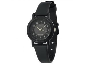 Casio LQ139A-1B3 Womens Black Casual Classic Analog Watch