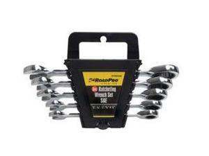 RoadPro RPRW5SAE SAE Ratcheting Wrench 5-Piece Set