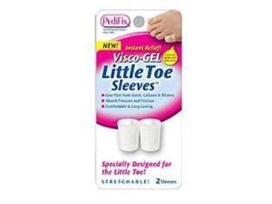 Pedifix P32 Visco-GEL Little Toe Sleeves