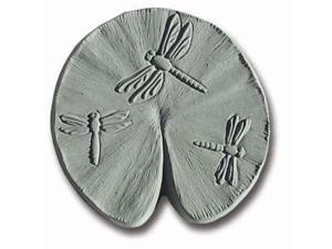 Garden Molds X-DRFLY8009 Dragonflies Stepping Stone Mold- Pack of 2