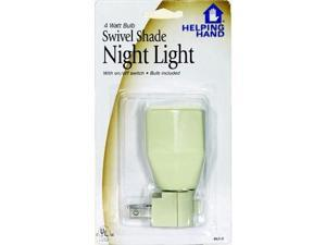 Faucet Queen 85212 Modern Frosted Night Light - Case of 6