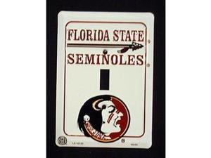 Florida State Seminoles FSU Light Switch Covers (single) Plates LS10130