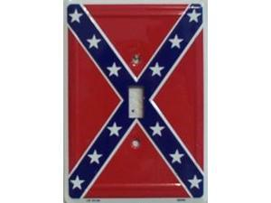 Confederate Flag Light Switch Covers (single) Plates LS10140