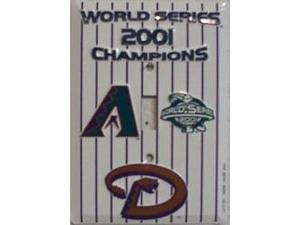 AZ Arizona Diamondbacks Light Switch Covers (single) Plates LS10154