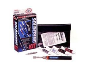 Solder It SPK-8 Soldering Kit - Includes Pro-70 Torch And All 4 Solder Pastes