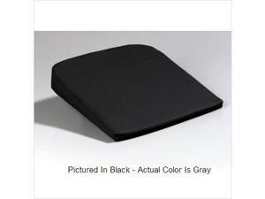 A1001GR Small Seat Wedge Pillow - Gray