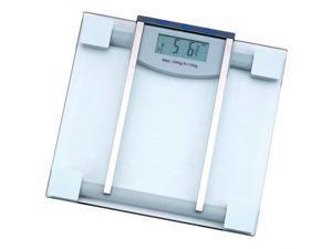 HealthSmart ELSCALE4 HealthSmart Glass Electronic Body Fat Scale