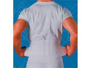 Complete Medical SA3251XSML 9 Back Belt without Suspenders Xs-Sm 26-36 Sport