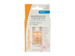 Sally Hansen W-SC-2207 Maximum Growth Daily Nail Treatment by Sally Hansen for Women - 0.45 oz Nail Color