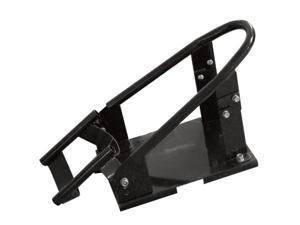 Buffalo Tools BB07580 Black Bull Motorcycle Wheel Chock